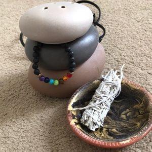 Jewelry - NWOT Chakra Balancing Bracelet